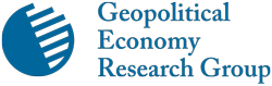 Geopolitical Economy Research Group