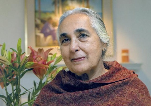 Romila-Thapar-Visit-to-Canada-in-Fall-2015
