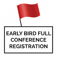 2017 GERG Early Bird Full Conference Registration
