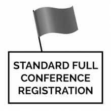 2017 GERG Standard Full Conference Registration
