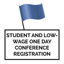 2017 GERG Student and Low-Wage One Day Conference Registration