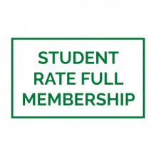 Student Rate Full Membership