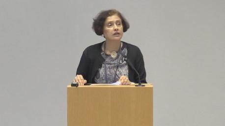 Radhika Desai Headlines Seminar on First World War and Imperialism