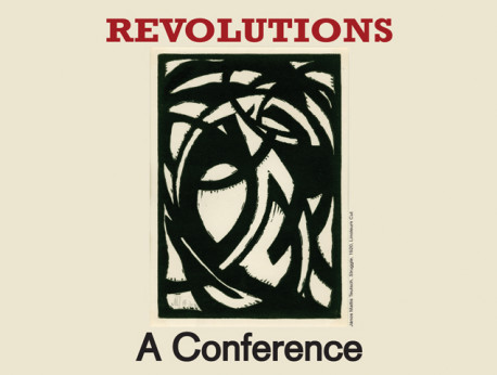 Revolutions Conference Newsletter – Keynote Speakers, Journal Publication, Supporting Organizations and Bursaries
