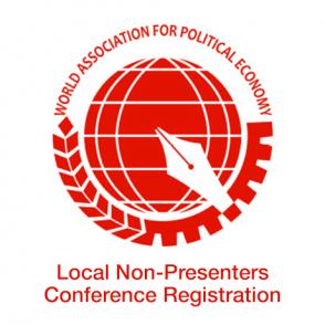 Local-Non-Presenters-Conference-Registration