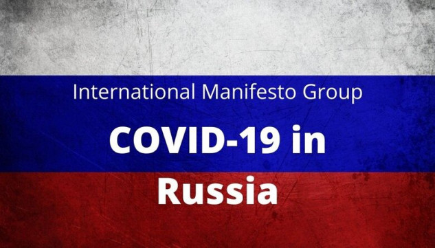 International Manifesto Group – COVID-19 in Russia: Political Aspects and Statistics