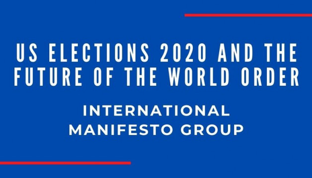 US Elections 2020 and the Future of the World Order: A Panel Discussion