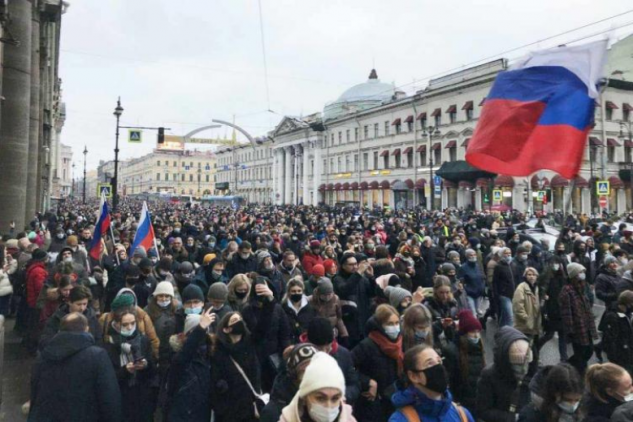 Alexander Buzgalin on Protests in Russia