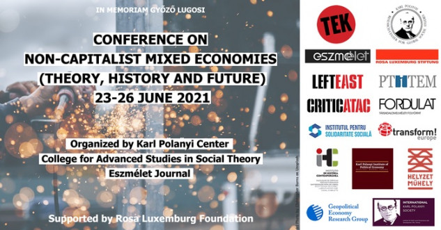 Conference on Non-Capitalist Mixed Economies (Theory, History and Future)