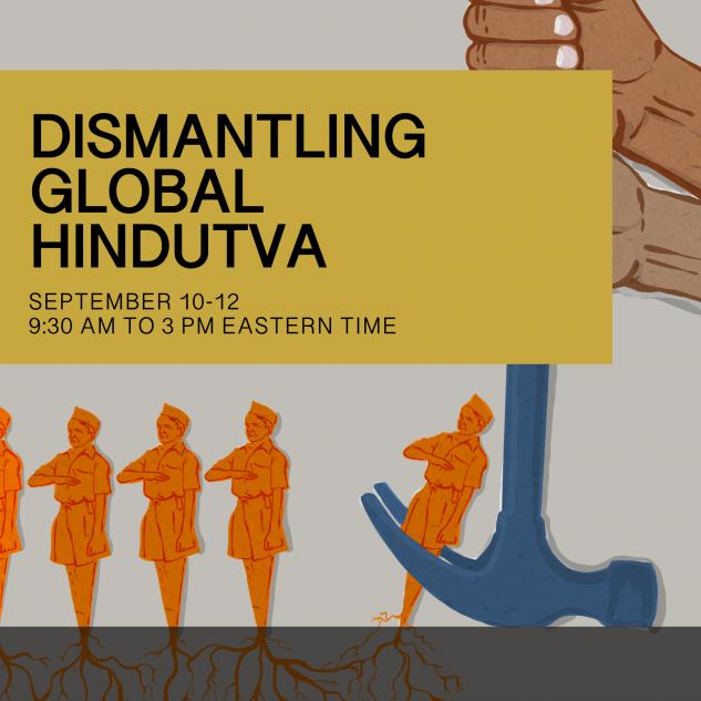 Dismantling Global Hindutva – September 10-12 Conference